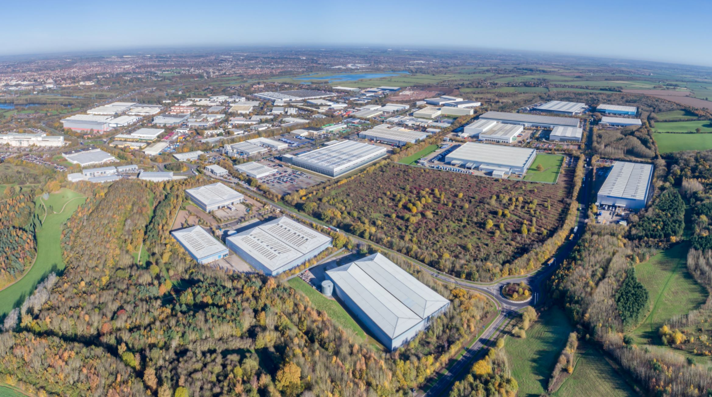 Brackmills industrial estate BID